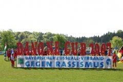 Fußballstation: Danone Cup