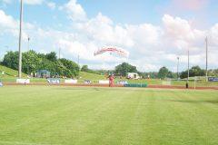 Fussballstadion Danone Cup