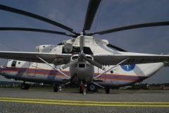 MI26 2009 mit unserer C182 D-EHUI