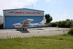 C182 D-EHUI bis 2011 in Eggenfelden