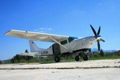 Cessna Soloy 206 D-ETUA in Spanien