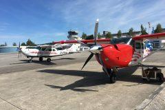 Cessna Soloy´s 206 D-EJNB/D-ETUA