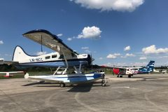 Cessna Soloy 206 D-EJNB mit Beaver